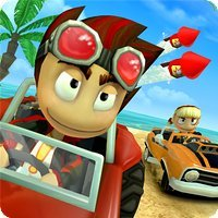 download Beach Buggy Racing unlimited money