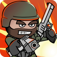 download Doodle Army 2 Mini Militia unlocked