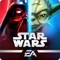 download Star Wars Galaxy of Heroes Apk Mod unlimited money