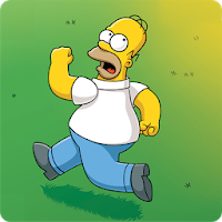 The Simpsons Tapped Out Apk Mod notas infinita