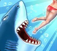 Hungry Shark Evolution dinheiro infinito e muito dano