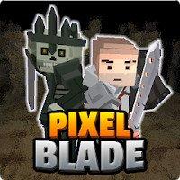 download PIXEL F BLADE Apk Mod unlimited money
