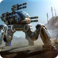download war robots infinite ammo and no reaload