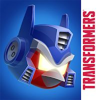 download Angry Birds Transformers Apk Mod unlimited money