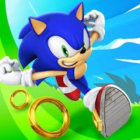 download Sonic Dash Apk Mod unlimited money