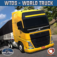 download World Truck Driving Simulator Apk Mod unlimited money