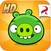 download Bad Piggies HD Apk Mod unlimited money