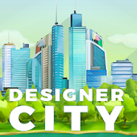 download Designer City 2 city building game Apk Mod unlimited money