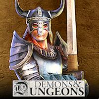 Dungeons and Demons Apk Mod gemas infinita