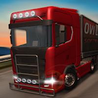 download Euro Truck Driver 2018 Apk Mod dinheiro infinito