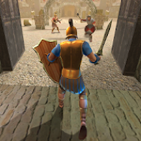 Gladiator Glory Apk Mod god mod e hit kill