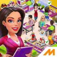 download My Cafe Recipes & Stories Apk Mod unlimited money