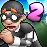 download Robbery Bob 2 Double Trouble Apk Mod unlimited money