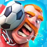 Soccer Royale 2019 PvP football clash apk mod tudo infinito