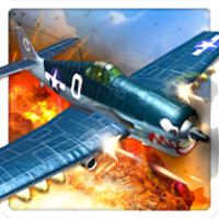 download Air Combat Pilot WW2 Pacific Apk Mod unlimited money