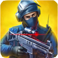 download Crime Revolt - Atirador online Apk Mod unlimited money