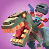 download Dinos Royale - Savage Multiplayer Battle Royale Apk Mod unlimited money
