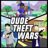 download Dude Theft Wars Apk Mod unlimited money