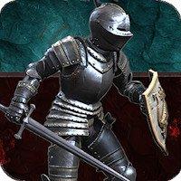 download Kingdom Quest Crimson Warden 3D RPG Apk Mod unlimited money