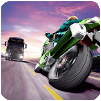 download Traffic Rider Apk Mod unlimited money
