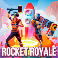 download Rocket Royale Apk Mod unlimited money