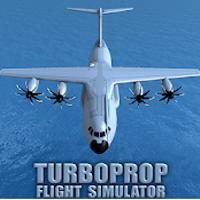download Turboprop Flight Simulator 3D Apk Mod unlimited money