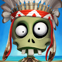 download Zombie Castaways Apk Mod unlimited money