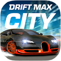 download Drift Max City Drift Racing Apk Mod dinheiro infinito