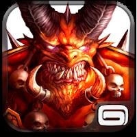 download Dungeon Hunter 4 Apk Mod moedas infinitas