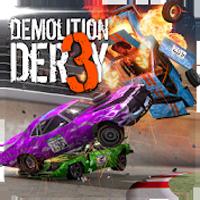Demolition Derby 3 Apk Mod moedas infinita