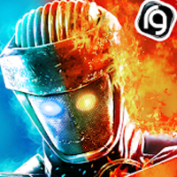 Real Steel Boxing Champions Apk Mod unlimited money