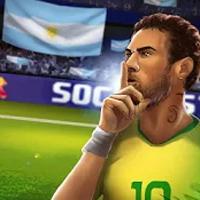 Soccer Star 2019 World Cup Legend Road to Russia Apk Mod gemas infinita