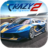 Crazy for Speed 2 Apk Mod ouro infinito