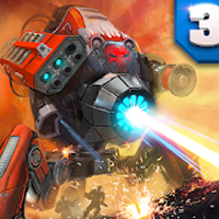 Defense Legend 3 Future War Apk Mod ouro infinito