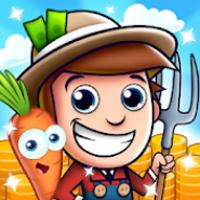 downloadIdle Farming Empire Apk Mod ouro infinito