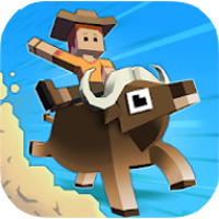 download Rodeo Stampede Sky Zoo Safari Apk Mod ouro infinito