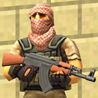 StrikeBox Sandbox&Shooter Apk Mod munição infinita