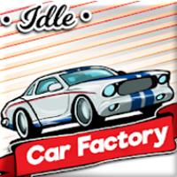 baixar Idle Car Factory Apk Mod tudo infinito