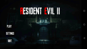 download Resident Evil 2 Remake Mobile Apk Mod android