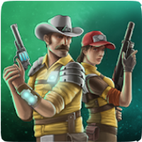 Space Marshals 2 Apk Mod unlimited ammo