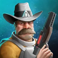 download Space Marshals Apk Mod ouro infinito