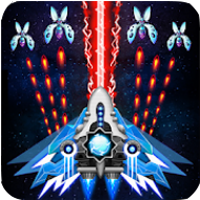 download Space Shooter Galaxy Attack Apk Mod diamantes infinito