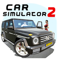 baixar Car Simulator 2 Apk Mod unlimited gold