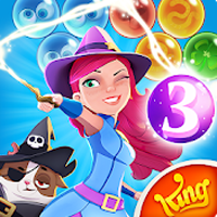 download Bubble Witch 3 Saga Apk Mod god mod