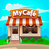 download My Cafe Recipes & Stories Apk Mod ouro infinito