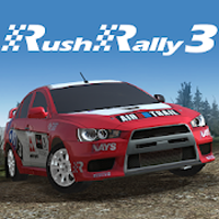 download grátis Rush Rally 3 Apk Mod android
