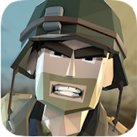 World War Polygon WW2 shooter Apk Mod unlimited ammo