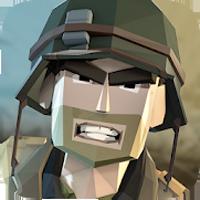 World War Polygon WW2 shooter Apk Mod unlimited ammo