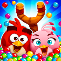 Angry Birds POP Bubble Shooter Apk Mod gemas infinita