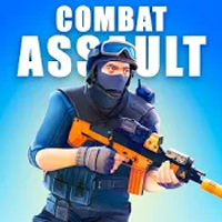 Combat Assault Standoff FPS Tiros Apk Mod gemas infinita